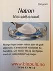 Natron (Natriumbikarbonat) 1 kg